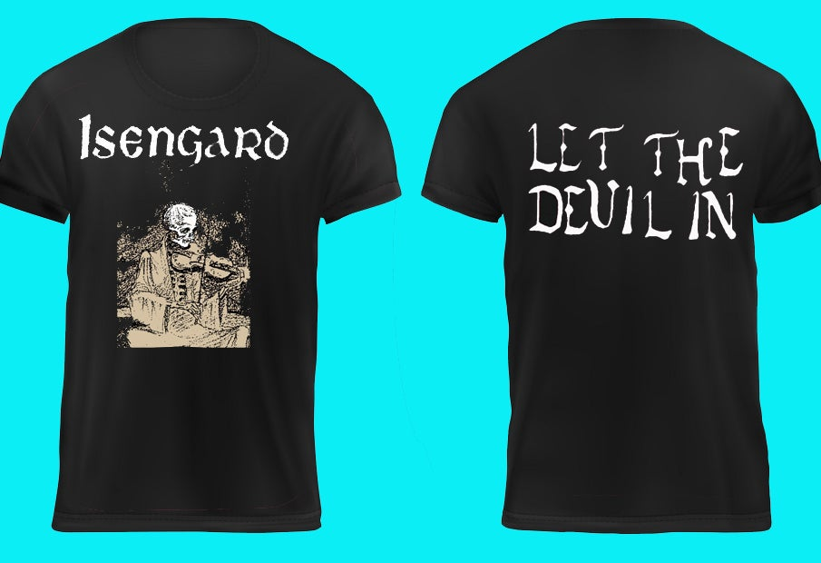 Image of ISENGARD-Official t-shirt. In stock