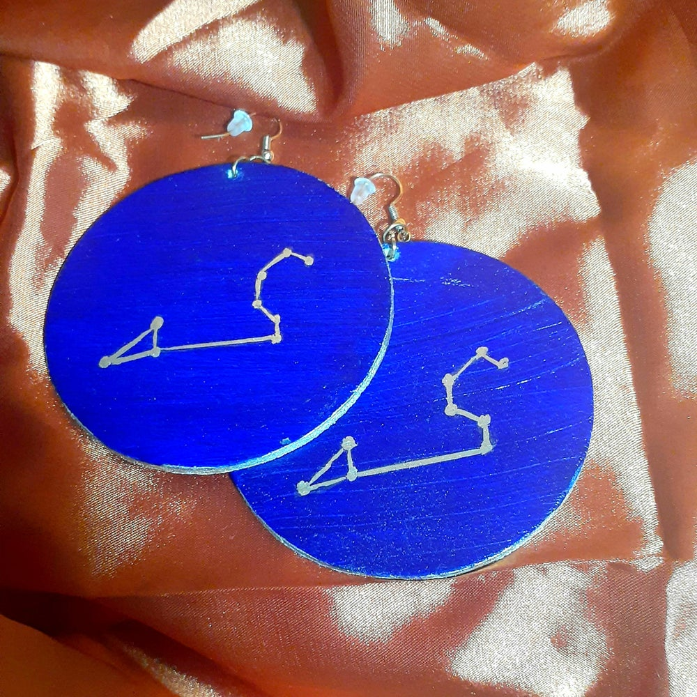 Image of Zodiac ConstellSLAYtion Earrings