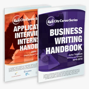 Image of Two Handbook Bundle - Business Writing