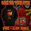 ODE TO THE SIXTH HOODIE + ALBUM BUNDLE