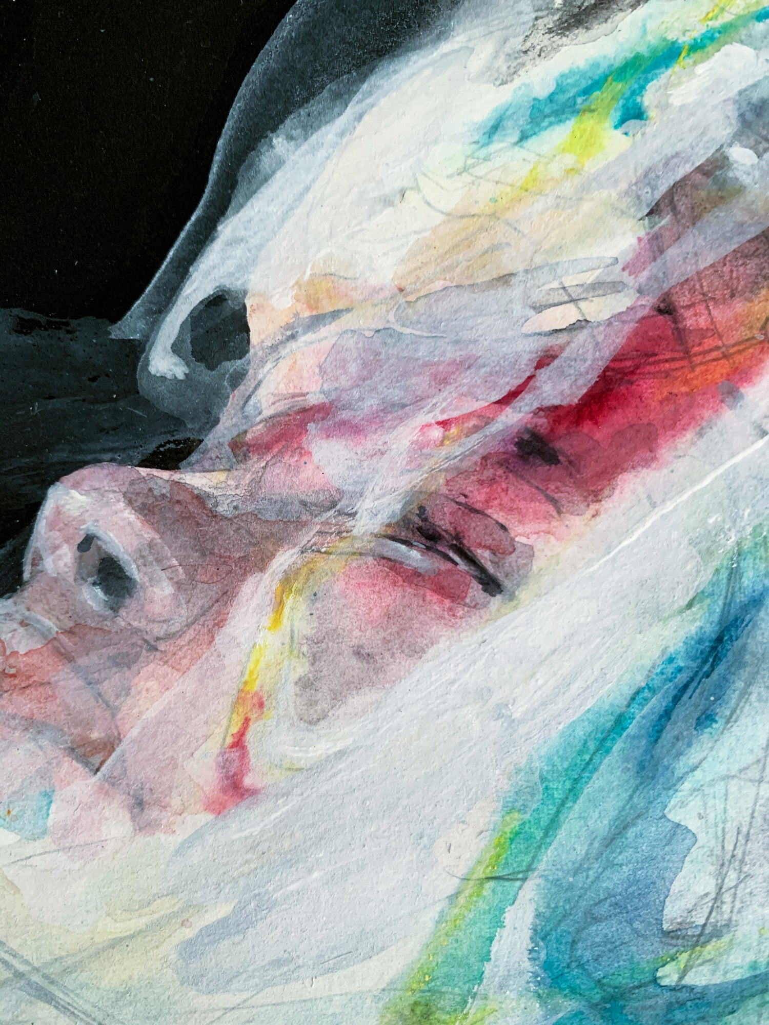 Agnes-Cecile force of gravitational attraction