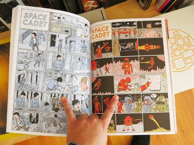 Image of Nobrow magazine #7