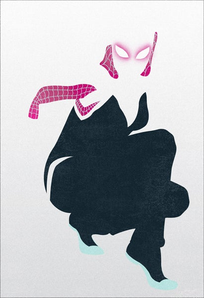 Image of SPIDER GWEN