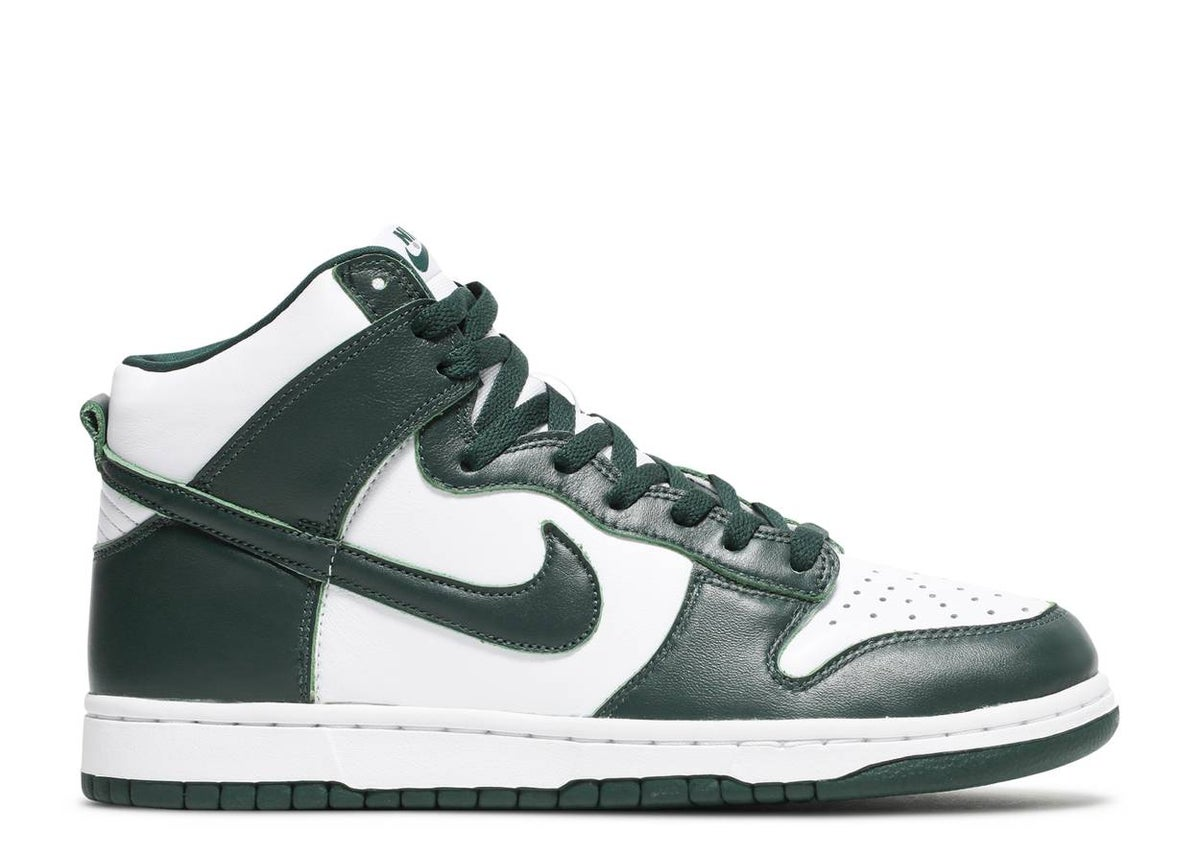 "Image of Dunk High ""Spartan Green"""