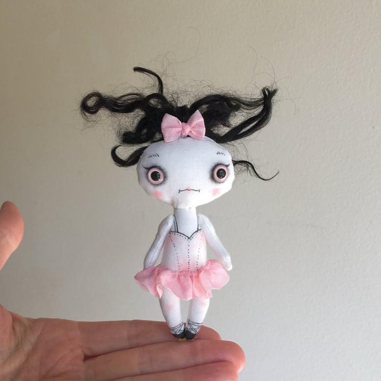Image of Anna the Little Ballerina