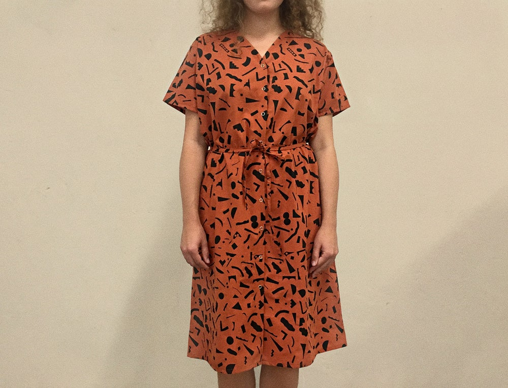 Image of CUT OUTS DRESS