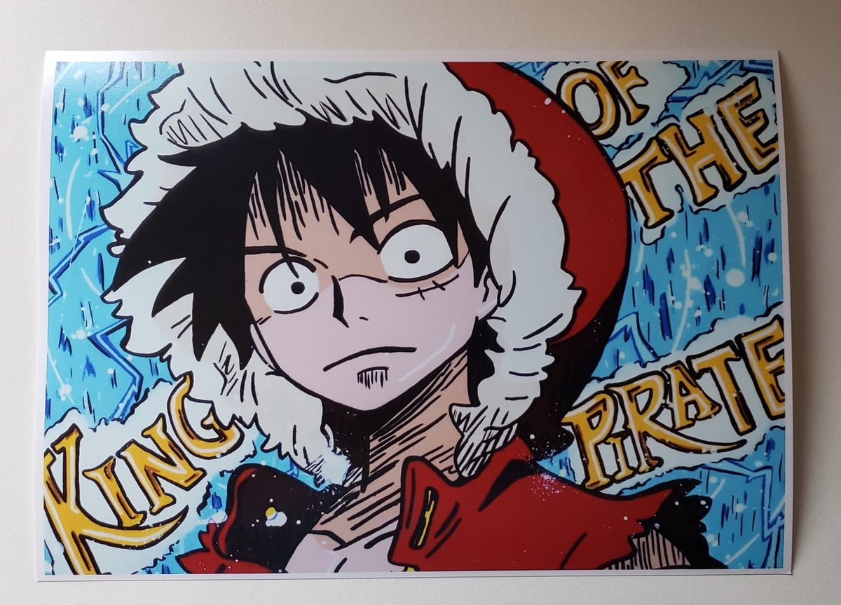 Image of 5x7 Print- Future King of the Pirates