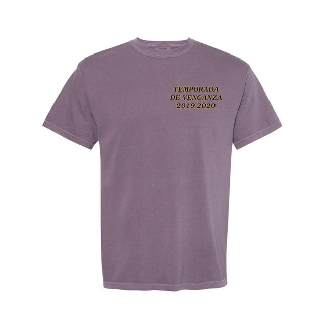 Image of SHOWTIME TEE PURPLE