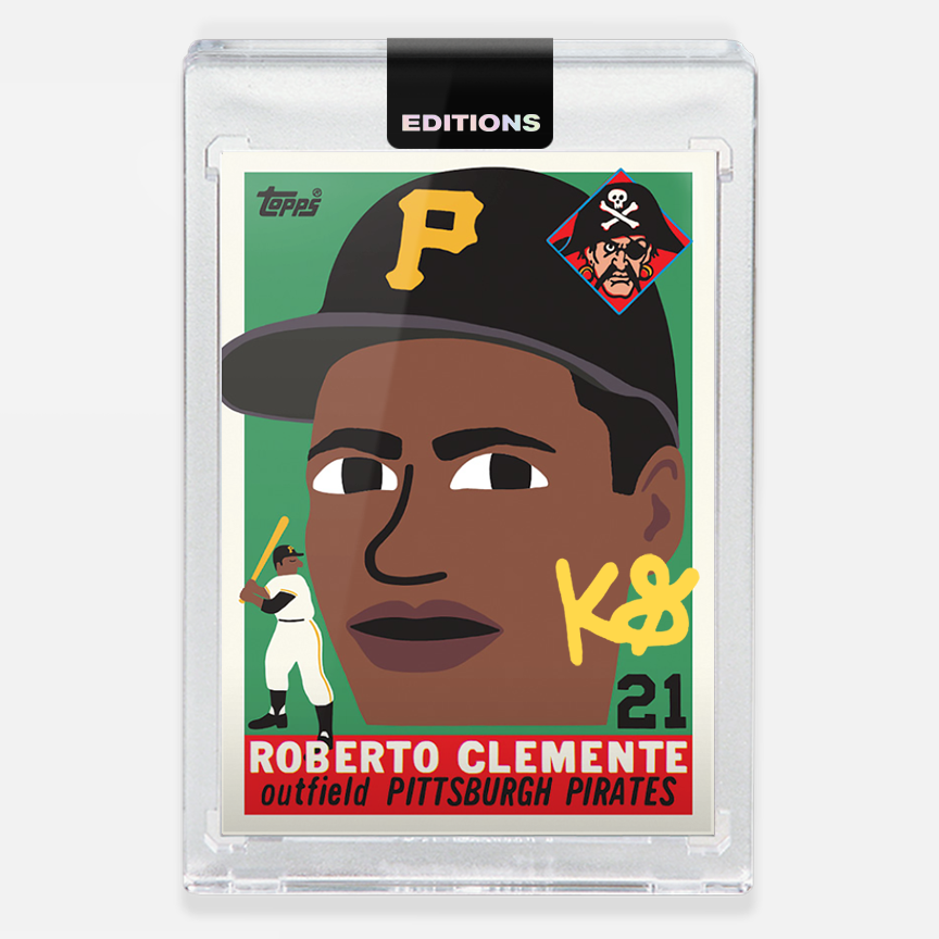 Image of 1955 Clemente 'Yellow'