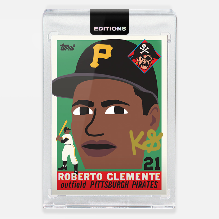 Image of 1955 Clemente 'Gold'