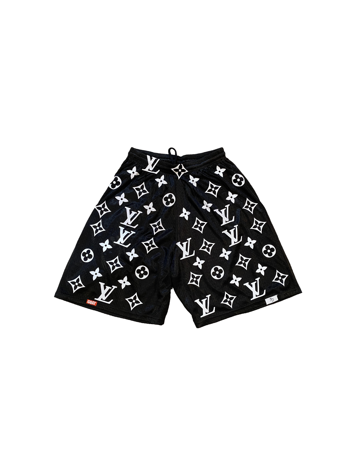 Limited Edition LV Print Shorts