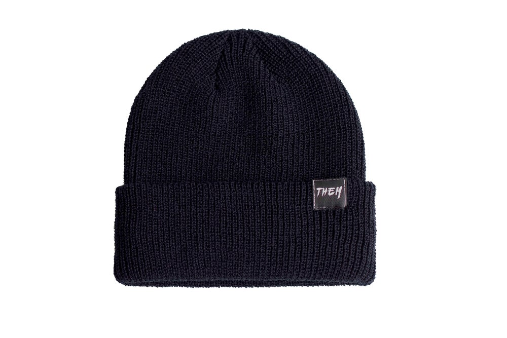 Image of Basic Beanie - Black