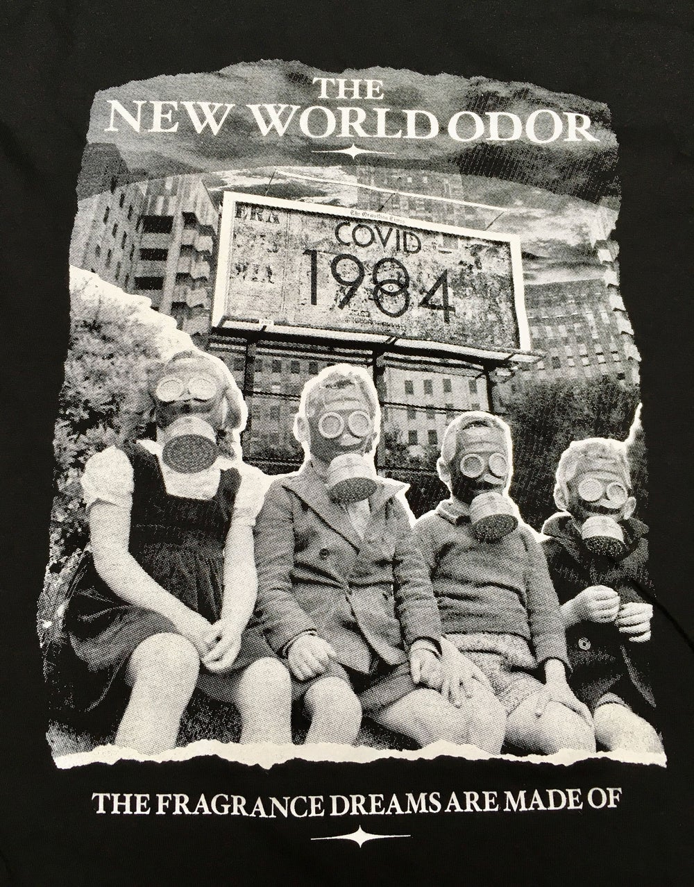 Image of NoNAME - New World Odor - T-Shirt