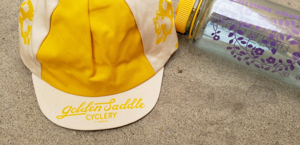 Image of All-City and GSC Golden Cali Cap!