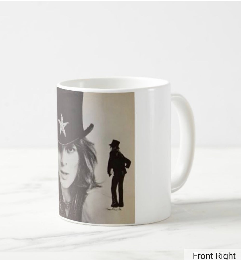 Image of Silverhead Top Hat Mug.