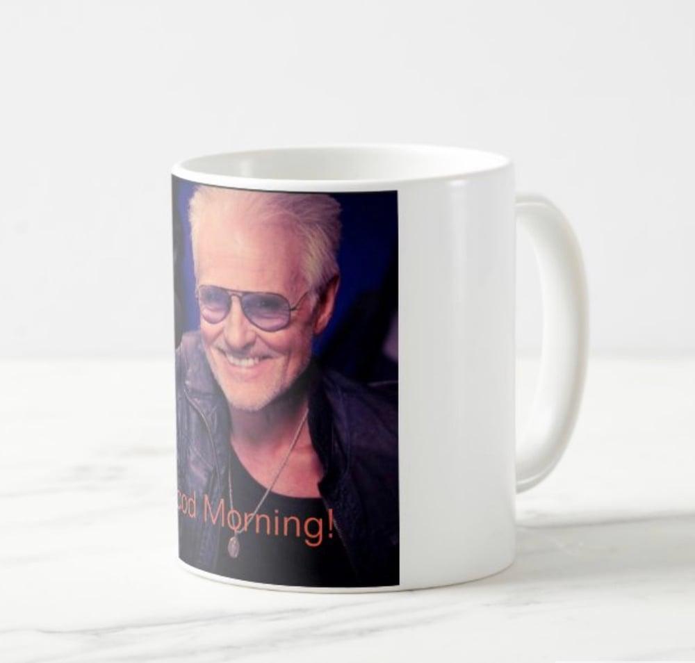 """Image of MDB """"Good Morning"""" Mug"""