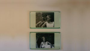 Image of Bevelled Edge Acrylic Picture frame