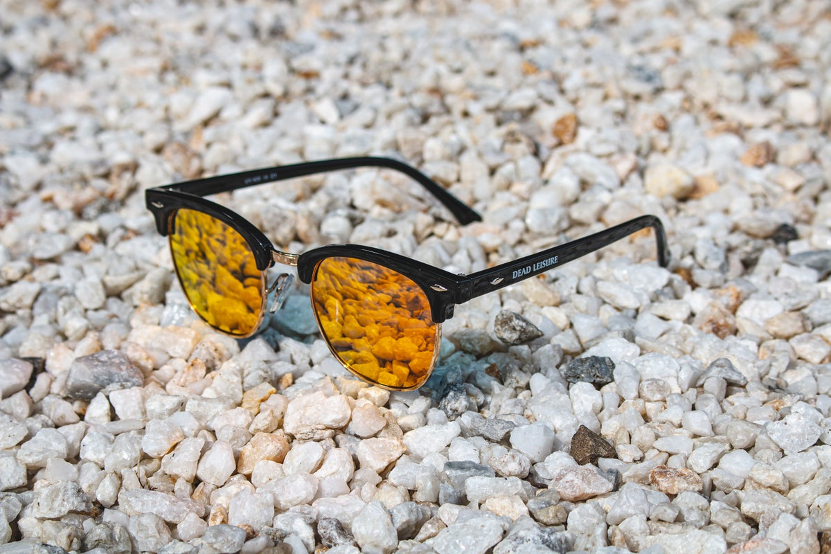 Please Master Sunglasses - Horizon Sunset