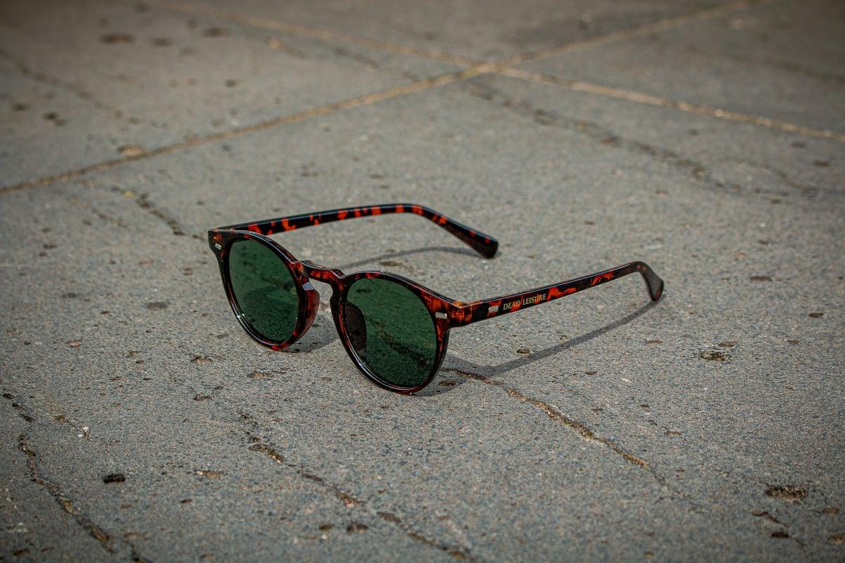 Interpreters Sunglasses - Tortoiseshell