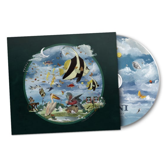 """Image of """"Impulse Voices"""" CD"""