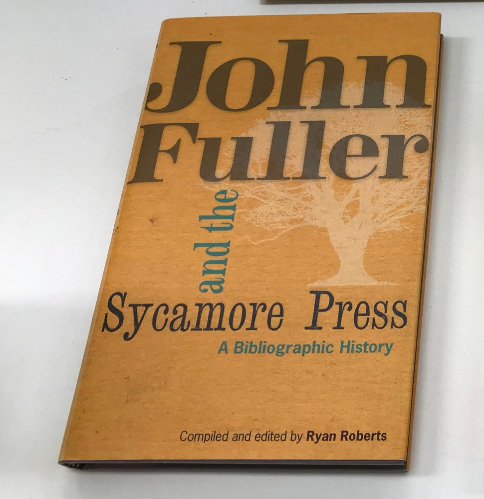 Image of John Fuller and the Sycamore Press