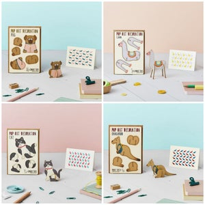 Image of Pop out cards