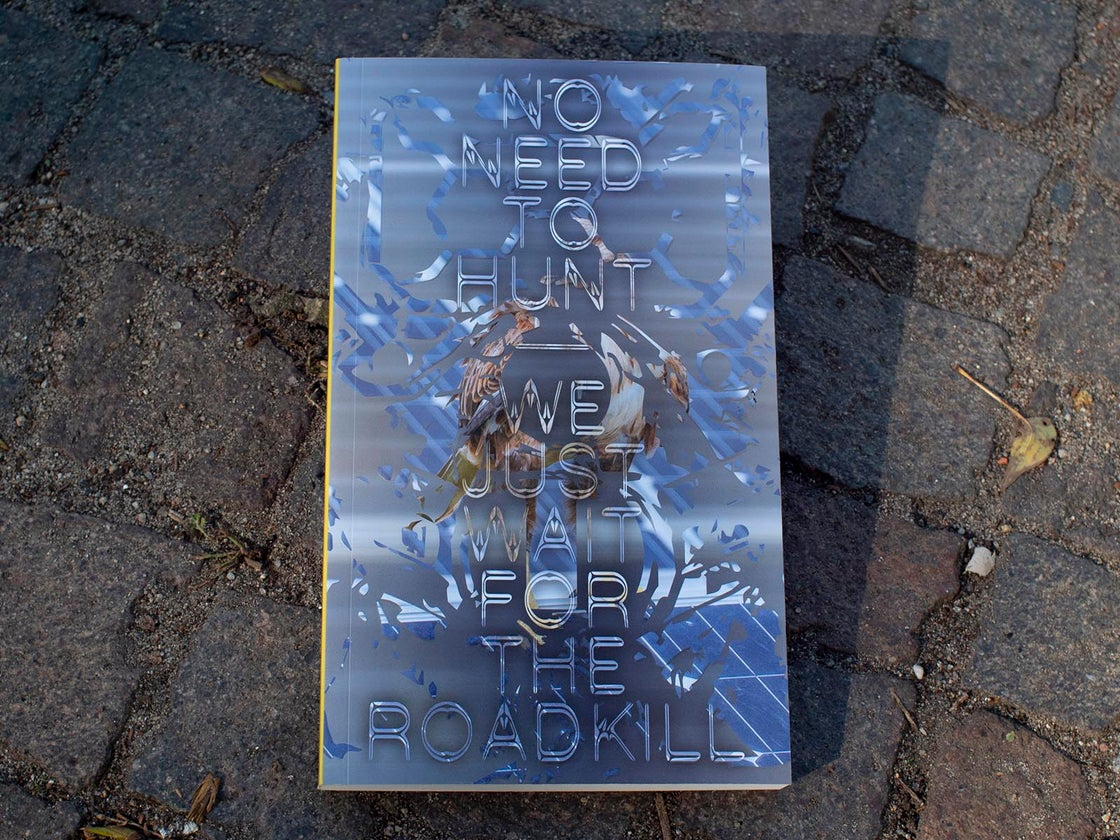 Image of LUCKY EDITION: No Need To Hunt — We Just Wait For The Roadkill
