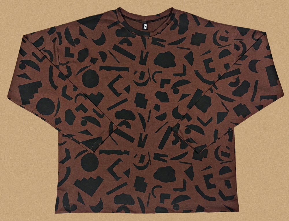 Image of CUT OUTS SWEATSHIRT