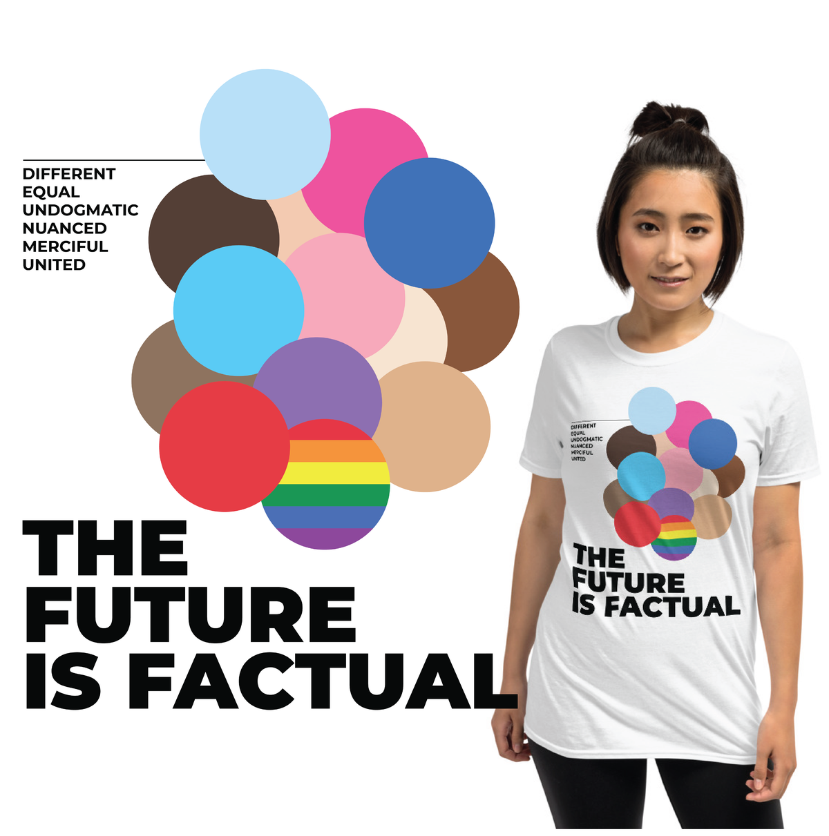Image of The Future Is Factual - Unisex T-Shirt
