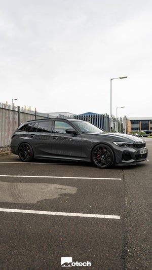 Image of BMW M340i xDrive Eibach Lowering springs