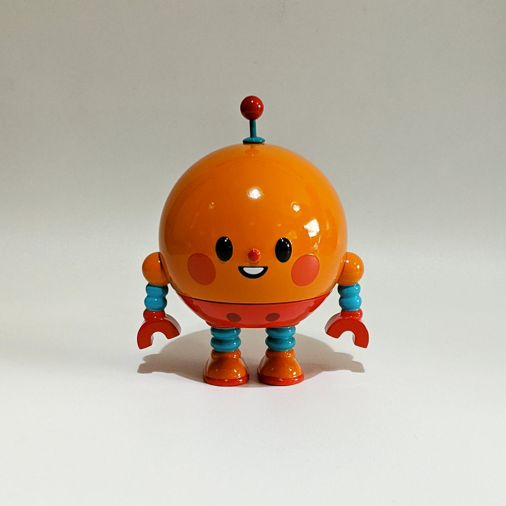 Image of Owangebot Jr. Statue - original colorway