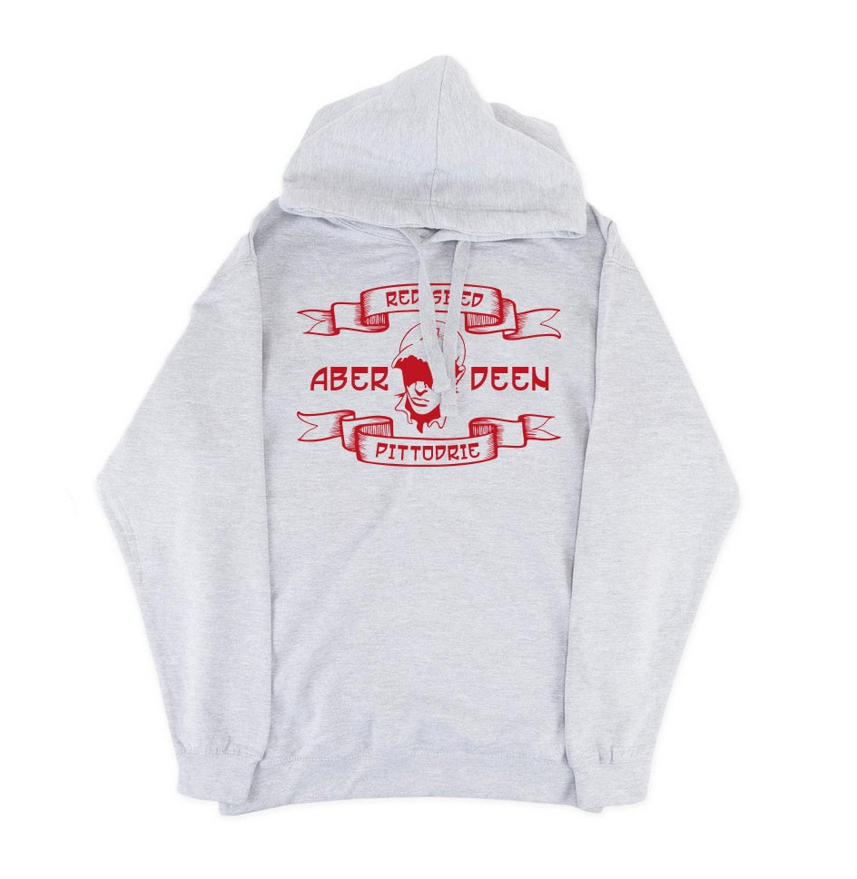 Image of Aberdeen FC - Red Shed Hoodie