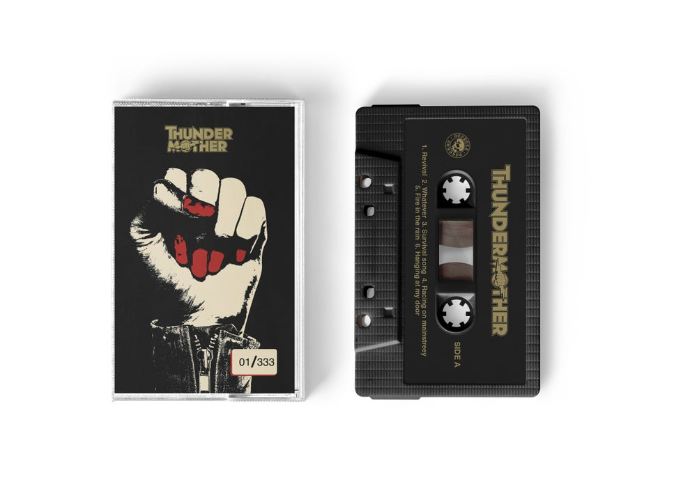 Image of Thundermother - Thundermother (CASSETTE)