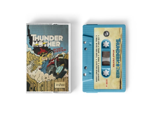 Image of Thundermother - Road Fever (CASSETTE)