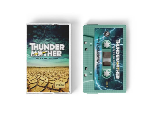 Image of Thundermother - Rock N Roll Disaster (CASSETTE)