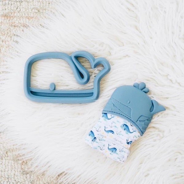 Image of WILLY - mitten only/teether bundle