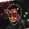 """""""Gio - Devil Mask"""" Sticker"""