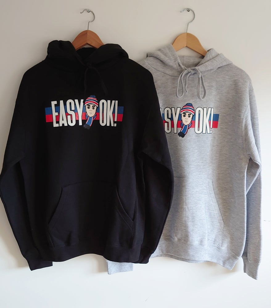 Image of Easy OK! Hoody