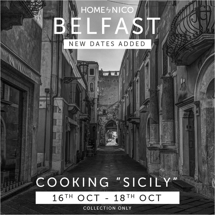 "Image of Belfast Weekend Collection: 5-Course ""Sicily"" Experience!"