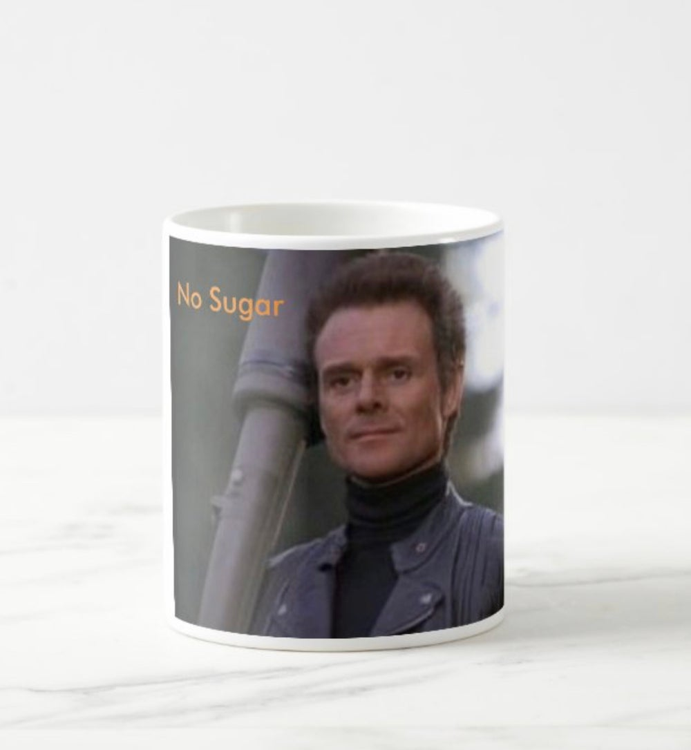 "Image of ""No Sugar"" Mug"