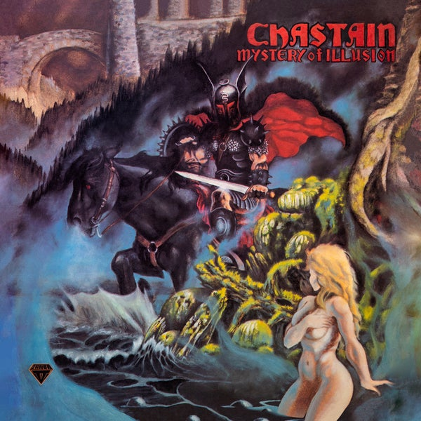Image of CHASTAIN - Mystery Of Illusion (Anniversary Edition)