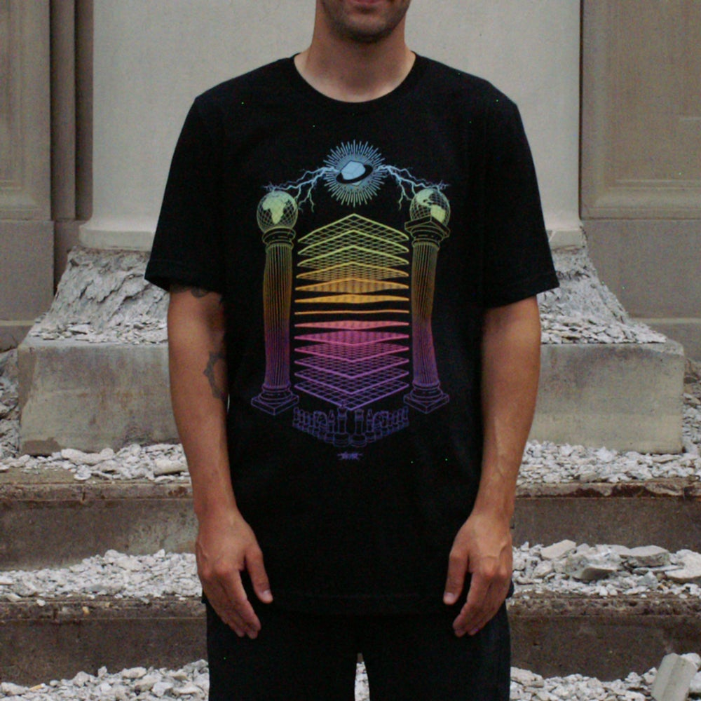 Image of Hologram Tee - Black