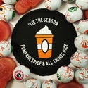 Pumpkin spice and all things nice patch
