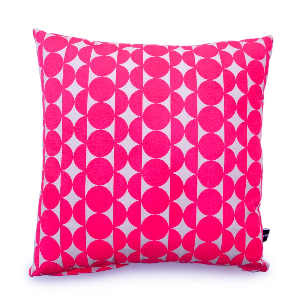 Image of Geometric Pillow