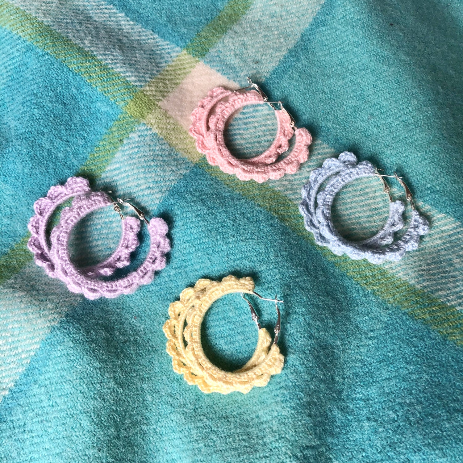 Image of Lacy Hoops