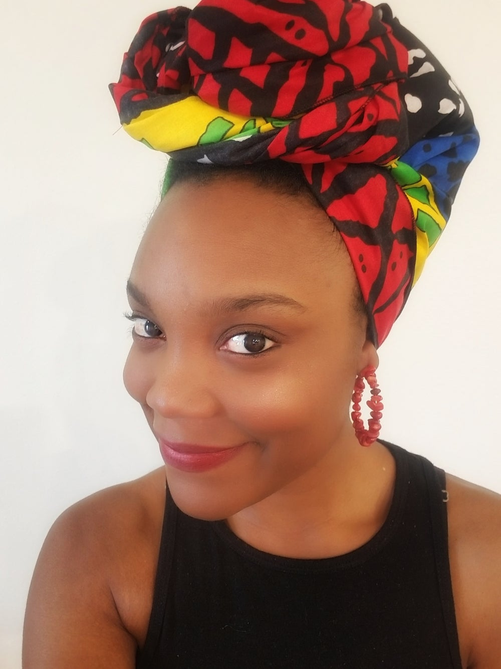 Image of MALI MIX - HEADWRAP