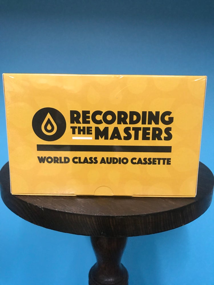 Image of Recording The Masters FOX C90 TYPE 1 Audio Cassettes [Carton of 100]