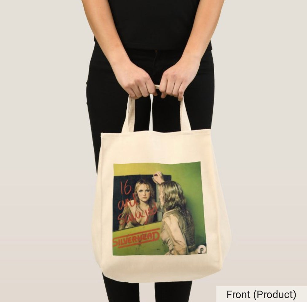 Image of Limited Edition Silverhead Tote.