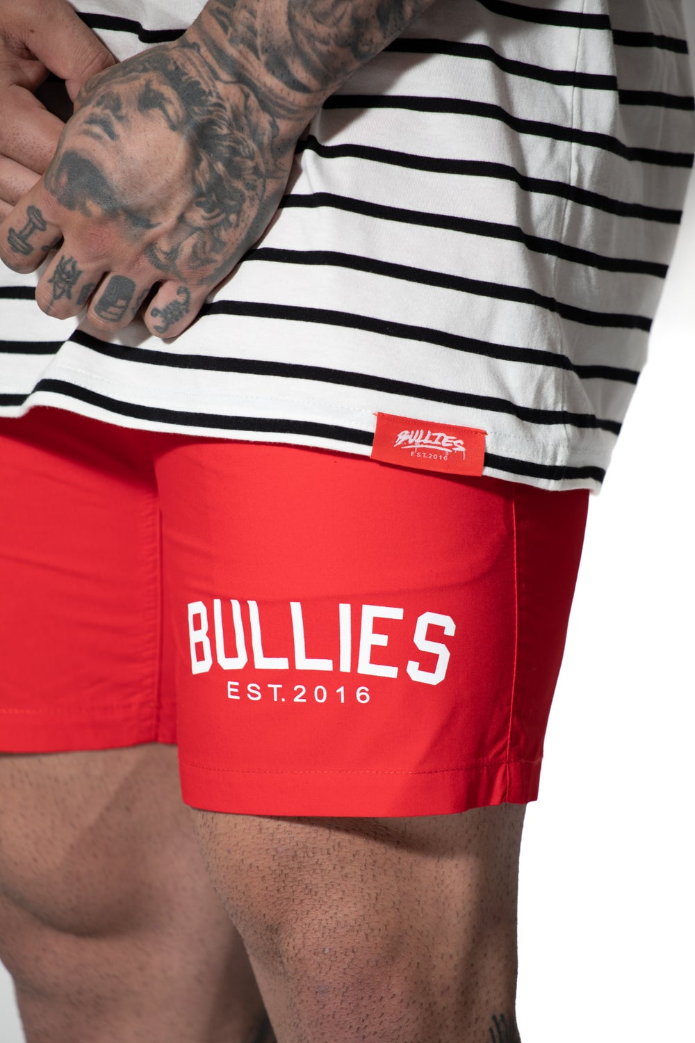 Red All Purpose Trunks