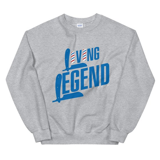 Image of Living Legend (Blue) Sweatshirt
